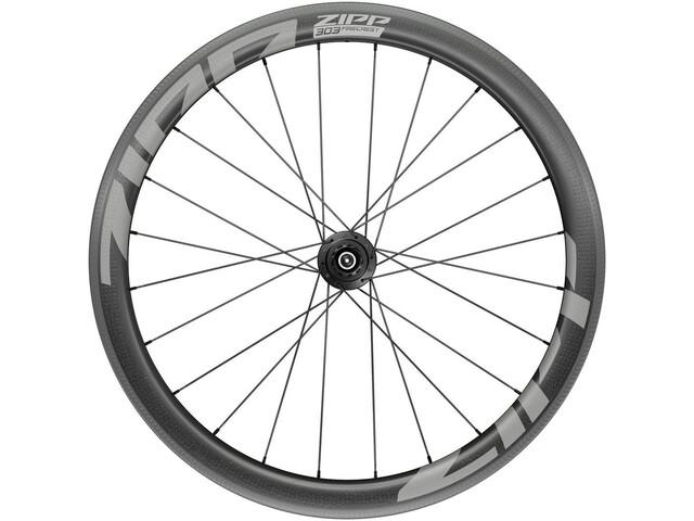 "Zipp 303 Firecrest Rear Wheel 28"" 130mm Carbon Clincher Tubeless XDR QR black"
